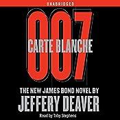 Carte Blanche: The New James Bond Novel | Jeffery Deaver