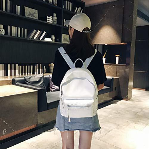 Studenti Baitao Svago Schoolbag Lady Scuole Vhvcx Superiori Delle Zaino A Rivet Fashion CqnfH