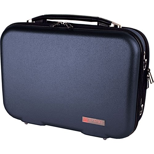 Protec Zip Clarinet Case with Detachable Music Pocket, Blue (BLT307BX) (Selmer Clarinet Case)