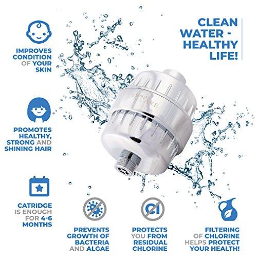 Limited Sale 10 Stage Shower Filter Shower Head Filter