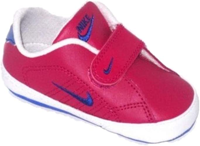 Chaussures Nike FIRST COURT TRADITION LEA CBV ROUGE