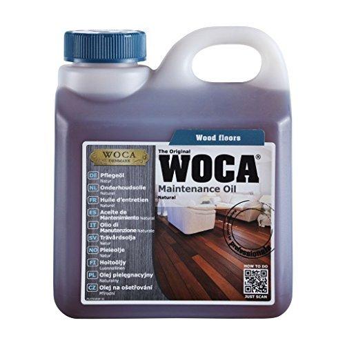 Woca Maintenance Oil - Natural ( 1 liter)