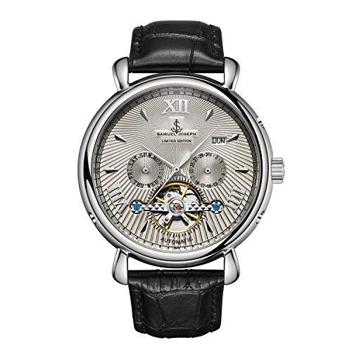 Samuel Joseph - Reloj automático para Hombre de edición Limitada