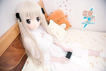 Uatech Km8315 Handmade Female Resin Full Head Cosplay Japanese