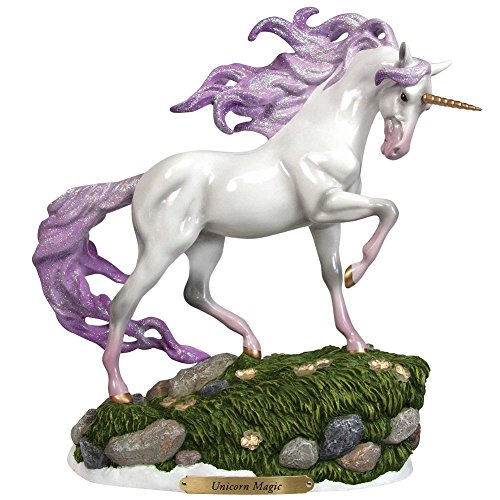 Trail of Painted Ponies Limited Edition Unicorn Magic Figurine 6001096LE