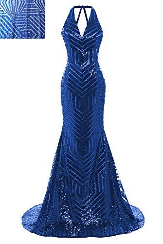 a backless prom dress - 8