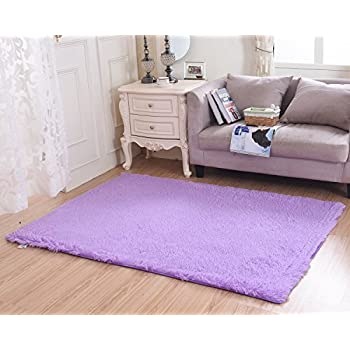 Amazon Com Super Soft Modern Area Rugs Cwktiti Living