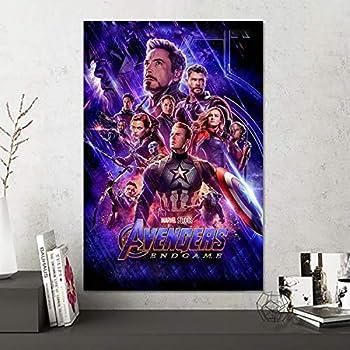 The JOKER Hot Movie Silk Canvas Poster Wall Art Bedroom Decor Print 24x36 inch