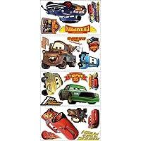 Roommates Rmk1520Scs Disney Pixar Cars Piston Cup Champs...