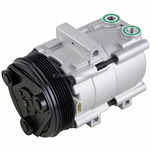 Brand New Premium Quality AC Compressor & A/C Clutch For Ford F150 4.2L - BuyAutoParts 60-01391NA New
