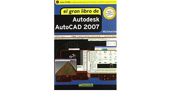 El Gran Libro de Autodesk Autocad 2007 (Incluye cd): 9788426714190: Amazon.com: Books