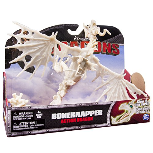 Dreamworks Dragons Action Dragon Figure, Boneknapper ...