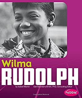 Wilma rudolph on my own biography victoria sherrow larry johnson wilma rudolph great african americans voltagebd Gallery