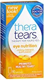 TheraTears Nutrition Dry-Eye Relief Capsules [Omega-3 Supplement] 90 ea (Pack of 8)