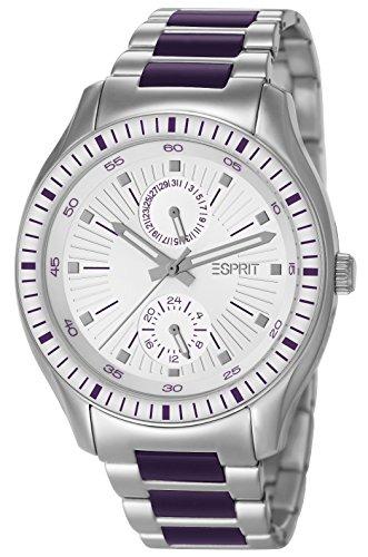 Esprit Vista Purple ES105632004 Analog Watch for Women