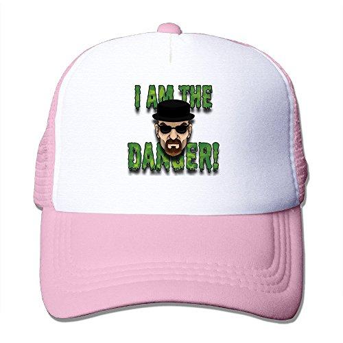xssyz-walter-white-say-i-am-the-danger-trucker-hat-mesh-cap-pink