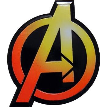 Amazon.com: The AVENGERS Marvel Comics Superhero LARGE ...