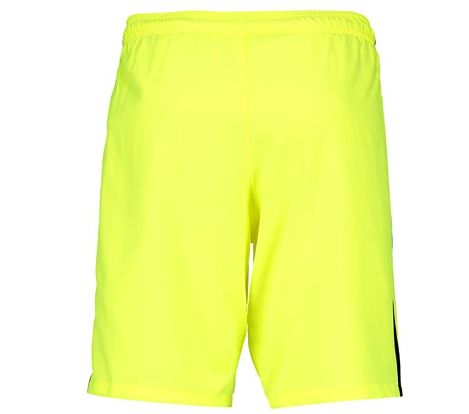 Amazon.com   Nike 2016-2017 Man City Home Goalkeeper Shorts (Volt) - Kids    Sports   Outdoors 6d6900772