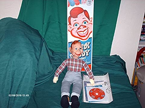 Ideal's Howdy Doody Ventriloquist Doll Puppet by Ideal (Ideal Dvd Copy)