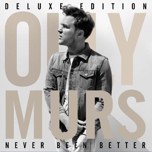 CD : Olly Murs - Never Been Better (Asia - Import)