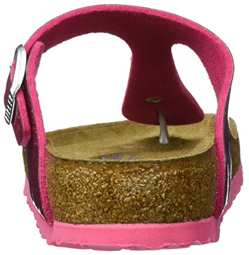 Birkenstock Gizeh, Chanclas para Mujer Pink (MAGIC Galaxy Bright Rose)