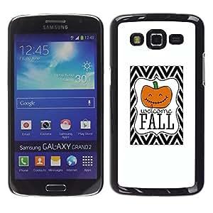 Be Good Phone Accessory // Dura Cáscara cubierta Protectora Caso Carcasa Funda de Protección para Samsung Galaxy Grand 2 SM-G7102 SM-G7105 // Watercolor Art Pink Red Purple