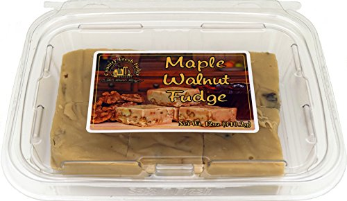 (Country Fresh Fudge Maple Walnut, 6 Pound (Pack of 8))