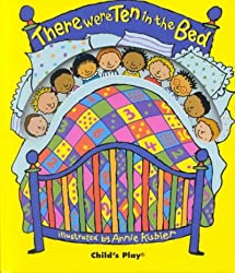 BY Kubler, Annie ( Author ) [ THERE WERE TEN IN THE BED (REVISED) (DIAL BOOKS (CHILDS PLAY)) ] Sep-2001 [ Hardcover ]
