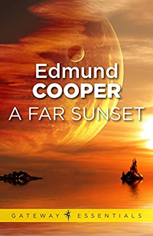 book cover of A Far Sunset