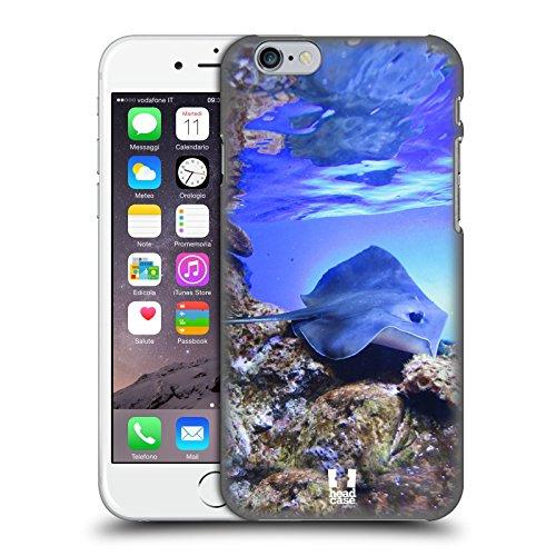 Head Case Designs Schwimmender Rochen Am Korallenriff Bekannte Tiere Snap-on Schutzhülle Back Case für Apple iPhone 6 4.7
