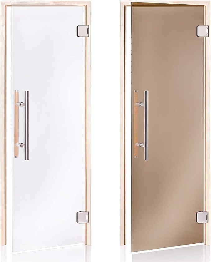 AD Premium - Puertas para sauna: Amazon.es: Bricolaje y herramientas