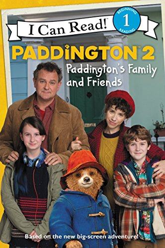 Paddington 2: Paddington's Family and Friends (I Can Read Level 1) by [Macri, Thomas]