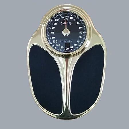 YSCC Básculas de baño mecánicas: báscula mecánica Pesaje preciso ...