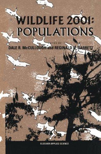 Wildlife 2001: Populations