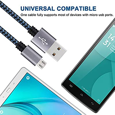 3 Pack Micro USB Cable