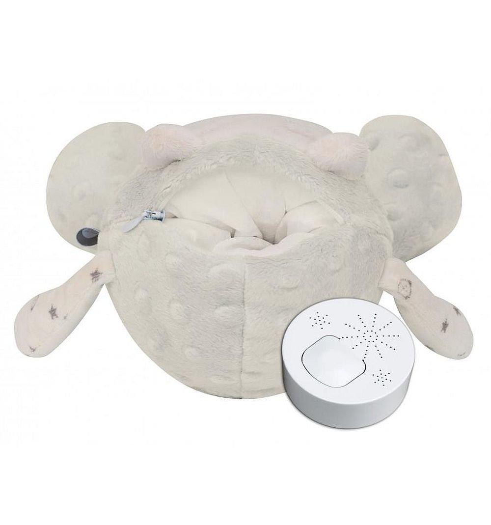 SZUMISIE Ecru Snoozy White Noise Toy with Cry Sensor /& Non Stop System MyHummy