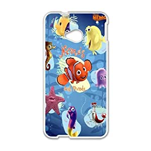 HTC One M7 Cell Phone Case White Finding Nemo Phone cover O7508691
