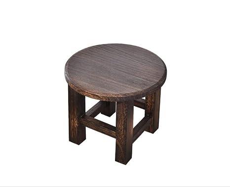 Sgabello in legno massello sixplank moca