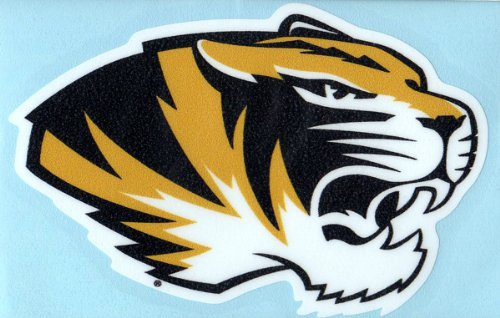 Missouri Tigers MASCOT HEAD LOGO 4