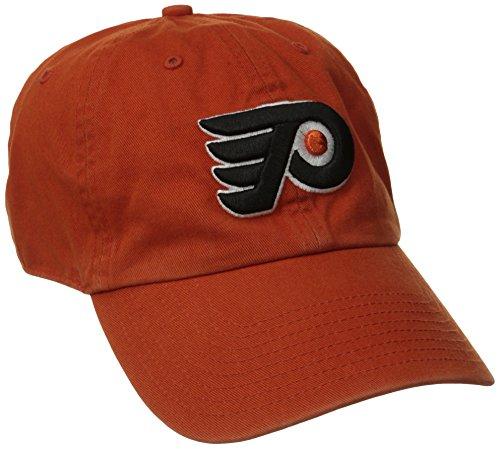 NHL Philadelphia Flyers Clean Up Cap, One Size, Orange