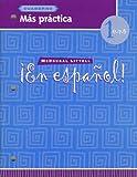 Â¡En Espanol!, MCDOUGAL LITTEL, 0395958083