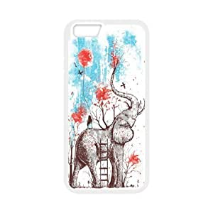 Case Cover For SamSung Galaxy Note 2 Elephant flower Phone Back Case Personalized Art Print Design Hard Shell Protection FG052916