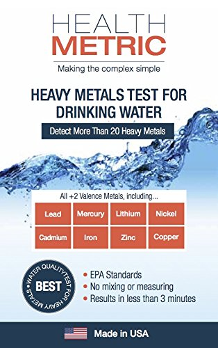 water quality test kit copper - 8