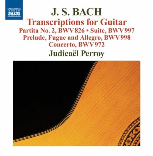 Lute Partita in C Minor, BWV 997: I. Prelude
