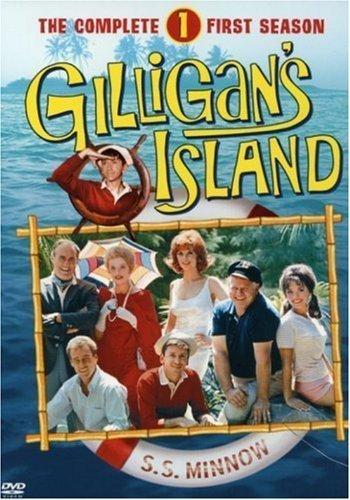 Gilligan's Island: The Complete First Season [DVD] [Region 1] [US Import] [NTSC]