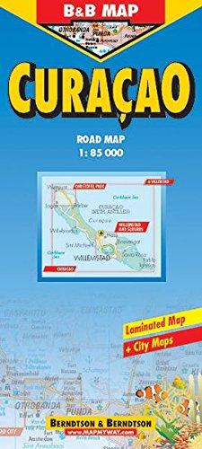 Download Berndtson & Berndtson Curacao Map (B&B Maps) ebook
