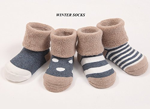 cuca-dunna-infant-socks-baby-socks-toddler-socks-for-girls-and-boyscute-socks-4-pairs-xs-0-6months-b