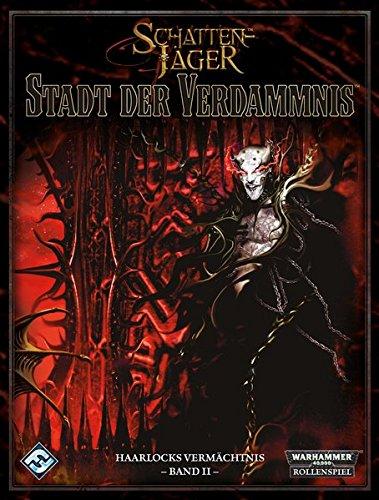 Stadt der Verdammnis: Haarlocks Vermächtnis 2 Gebundenes Buch – Dezember 2010 Alan Bligh John French Feder & Schwert 3867620865
