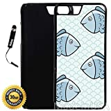 Custom iPhone 7 PLUS Case (A324) Edge-to-Edge Plastic Black Cover with Shock and Scratch Protection | Lightweight, Ultra-Slim | Includes Stylus Pen by INNOSUB