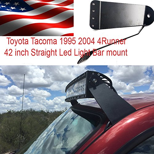 1995 2004 Toyota Tacoma 42 inch Straight or Curved Led Light Bar mounting Bracket - Toyota Bracket